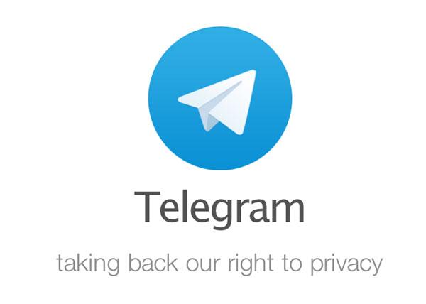 We are on Telegram